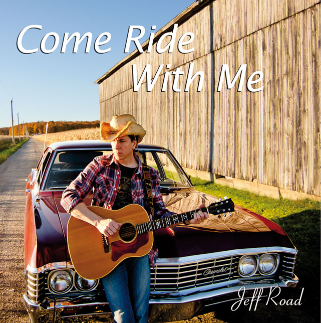 Jeff Road-Come Ride With Me