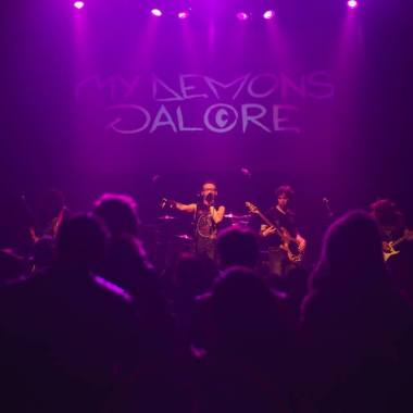 My Demons Galore Interview – Mid Tenn Listens Podcast (video)