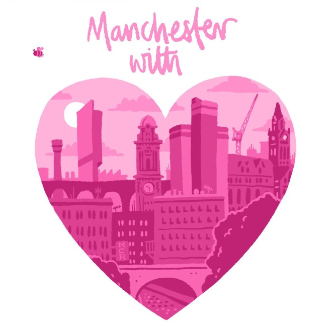 Manchester Rain-Manchester With Love