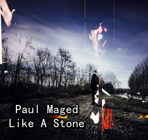 Paul Maged-Like A Stone-Cover