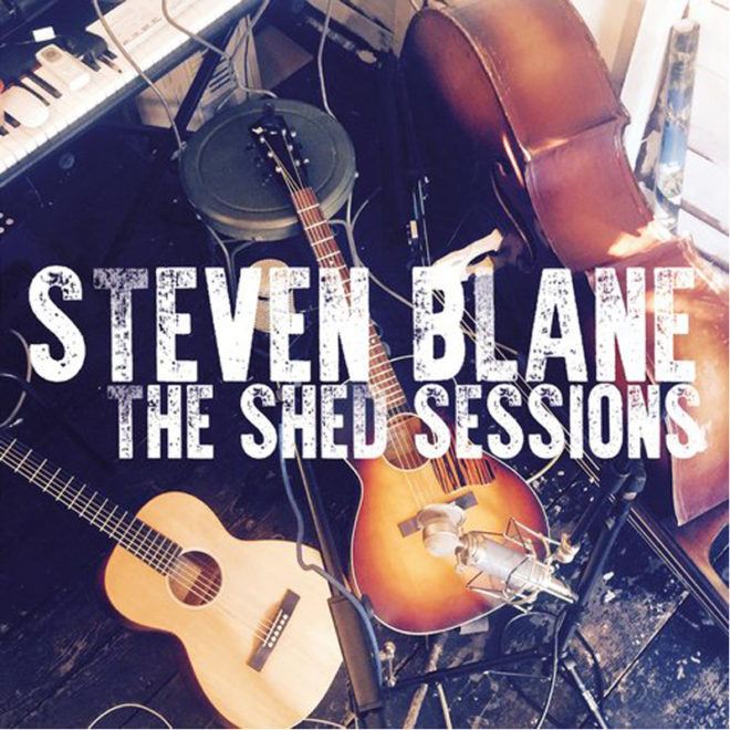 Steven Blane-The Shed Sessions