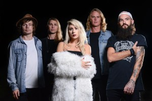 Smoking Martha Will Pull You In Deep On Their Hard Rockin', Awesomesauce New Album