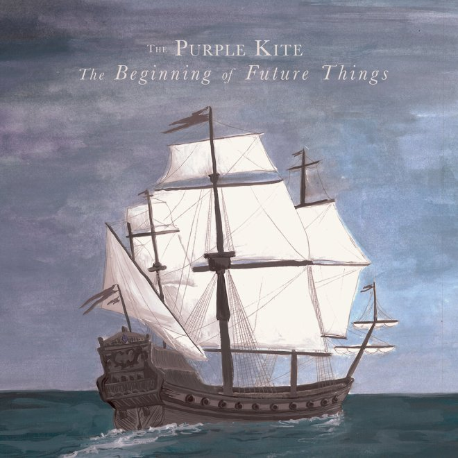 The Purple Kite-The Beginning of Future Things
