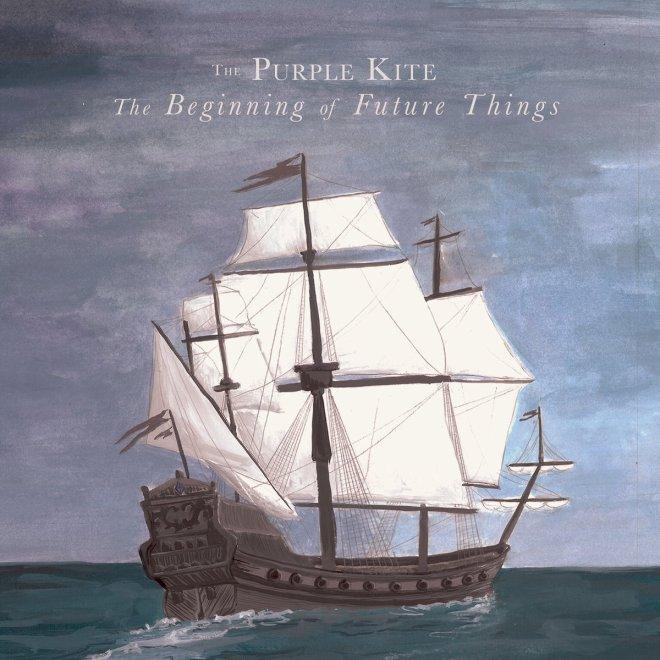The Purple Kite-The Beginning of Future Things