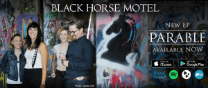 Black Horse Motel Unleash Deeply Personal, Pristine Music on Parable
