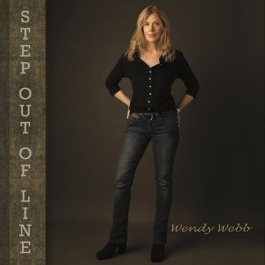 Wendy Webb's Step Out of Line Packed With Beautiful Songwriter and Top Class Musicianship