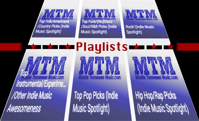 Indie Music Spotlight Playlists