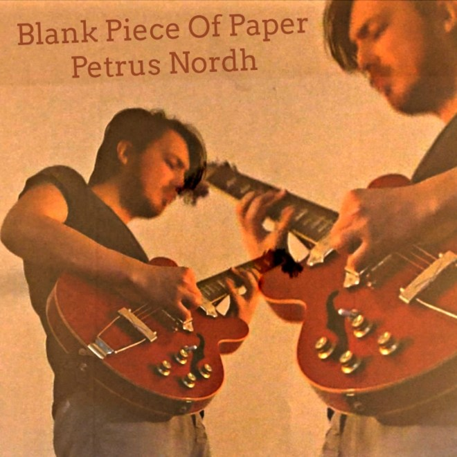 Petrus Nordh-Blank Piece Of Paper