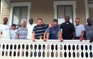 Men on the porch (2)