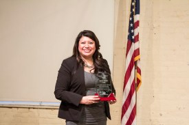 2017 Award Winner, Rep. Teresa Alonso Leon