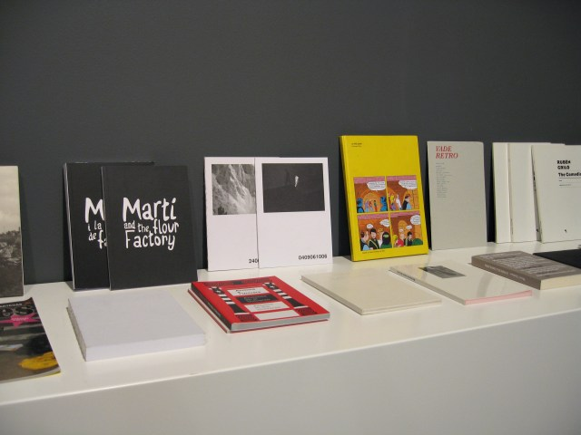 Latitudes… A Library Project, installation view.
