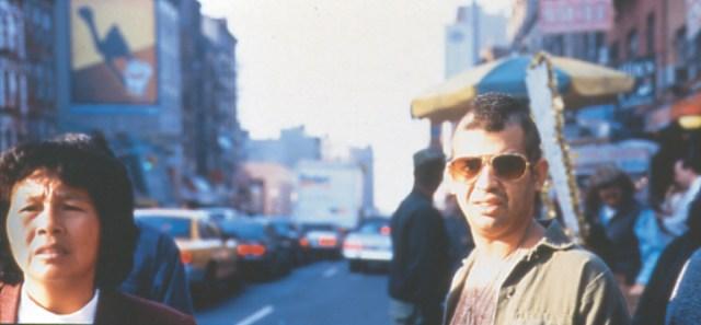 Yasser Aggour, The Misconformist (Bickle), 2000. Performance, C-print.
