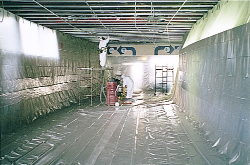 Asbestos Abatement In Chicago IL Midway Contracting
