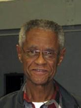 Photo of Jestine Johnson, Custodian