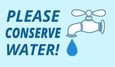 Please Conserve Water