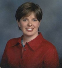Photo of Rev. Dr. Heather McColl