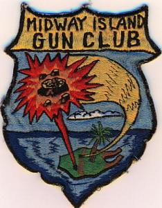 Midway Island Gun Club Patch