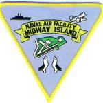 NAF Midway Island Patch