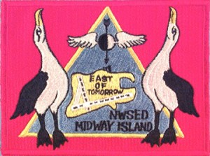 NWSED Midway Island Patch