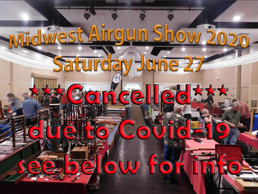 2020 Show CANCELLED due to Covid-19