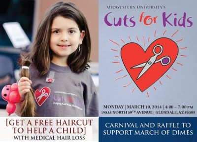 Have 10 Inches Of Hair To Donate Get A Free Haircut At Midwestern