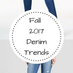 Fall 2017 Denim Trends