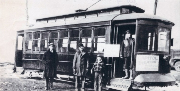End of the Line: The Capitol Trolley