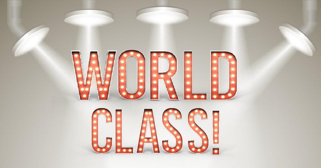 World-Class Brand