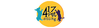 Mid-West Family Springfield MO's client 417 Pet Sitting logo