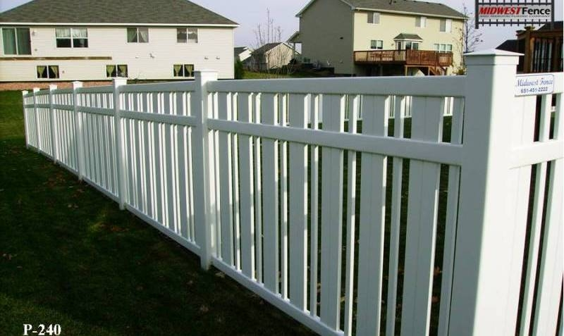 What Are The Advantages Of PVC Fences Midwest Fence