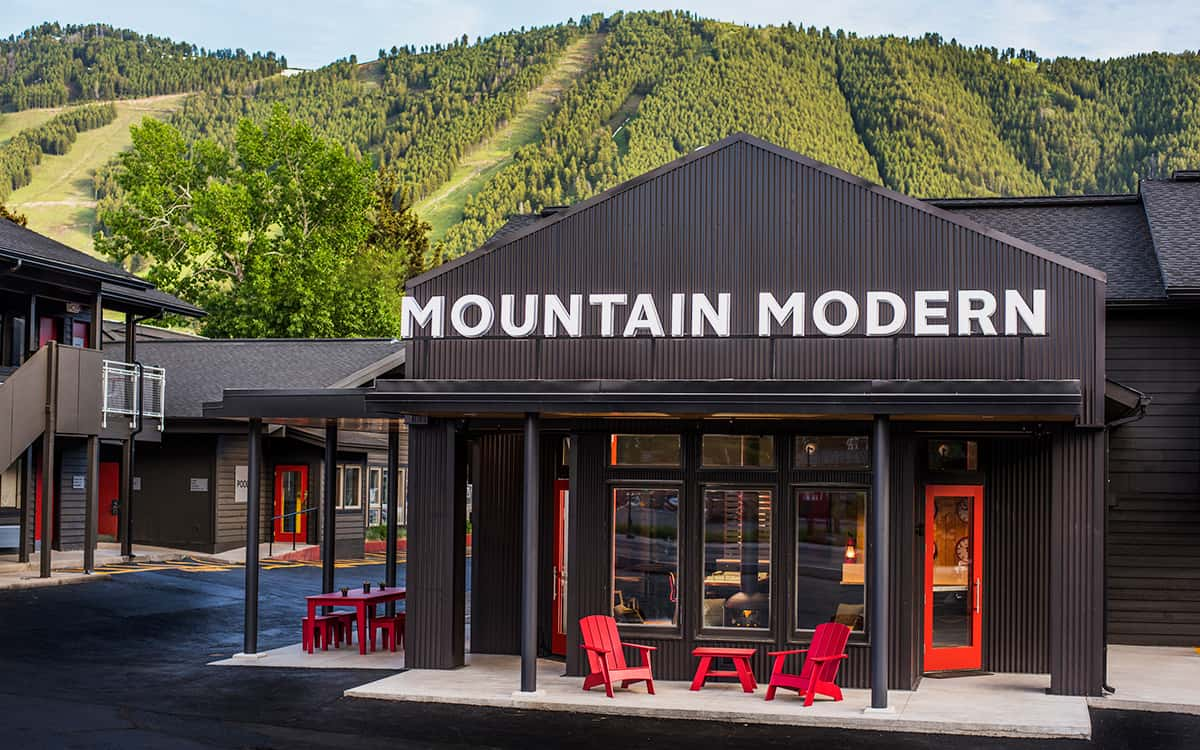 Mountain Modern Resort