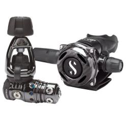 Scubapro MK25 EVO/A700 Carbon BT Dive Regulator System, INT
