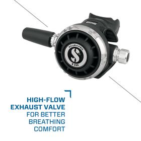 Scubapro MK17 EVO/G260 Dive Regulator System, INT