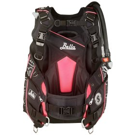 Scubapro Bella Women's BCD, Pink w/ Power Inflator