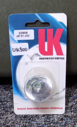 Underwater Kinetics UK300 Bulbs