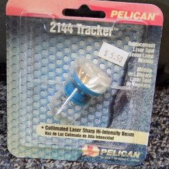 PELICAN TRACKER LASER SPOT REPLACEMENT BULB REFLECTOR ASS.