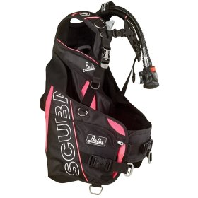 Scubapro Bella Women's BCD, Pink W/ AIR2