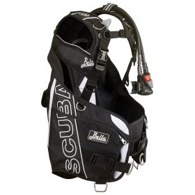 Scubapro Bella Women's BCD, White w/ AIR 2