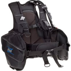 SCUBAPRO PILOT BCD, MED – W/ POWER INFLATOR CLOSEOUT!