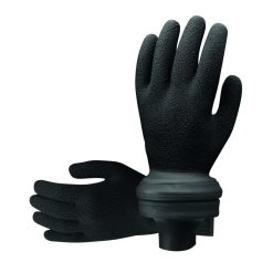 Scubapro Easy Don Dry Glove, Black