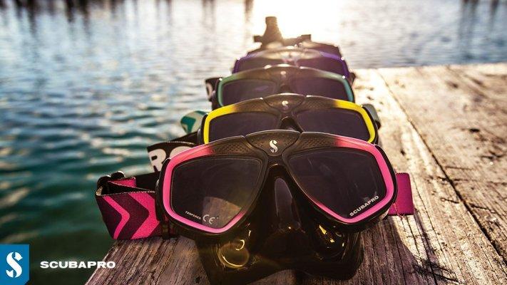 scubapro zoom masks