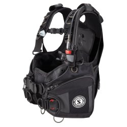 scubapro x-black bcd with air 2