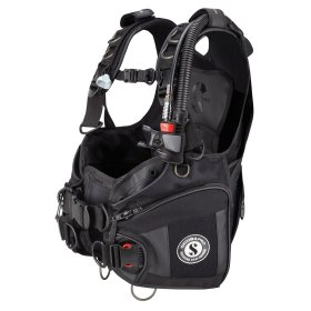 Scubapro X-Black BCD, With Air 2