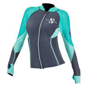Scubapro Everflex Long Sleeve Top, Women, 1.5mm