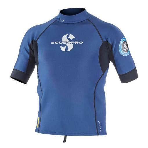 scubapro everflex men short sleeve top