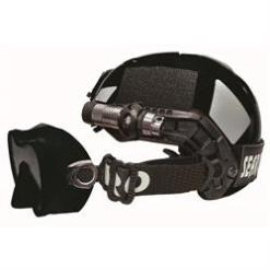 Scubapro Search and Rescue Fast Bump Helmet, Black, L