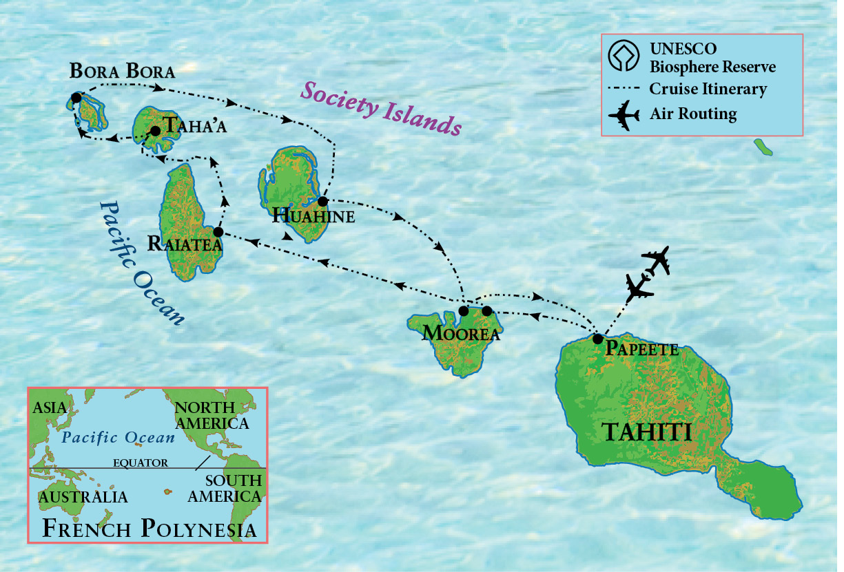 Tahiti Come Fall In Love Midwest Travel
