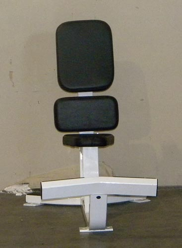 Midwest Used Fitness Equipment Hammer Strength Seated
