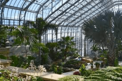 Their Mission Statement: U201cLauritzen Gardens Is A Living Museum Of Unique  Four Season Plant Displays, Maintained To The Highest Standards Consistent  With ...