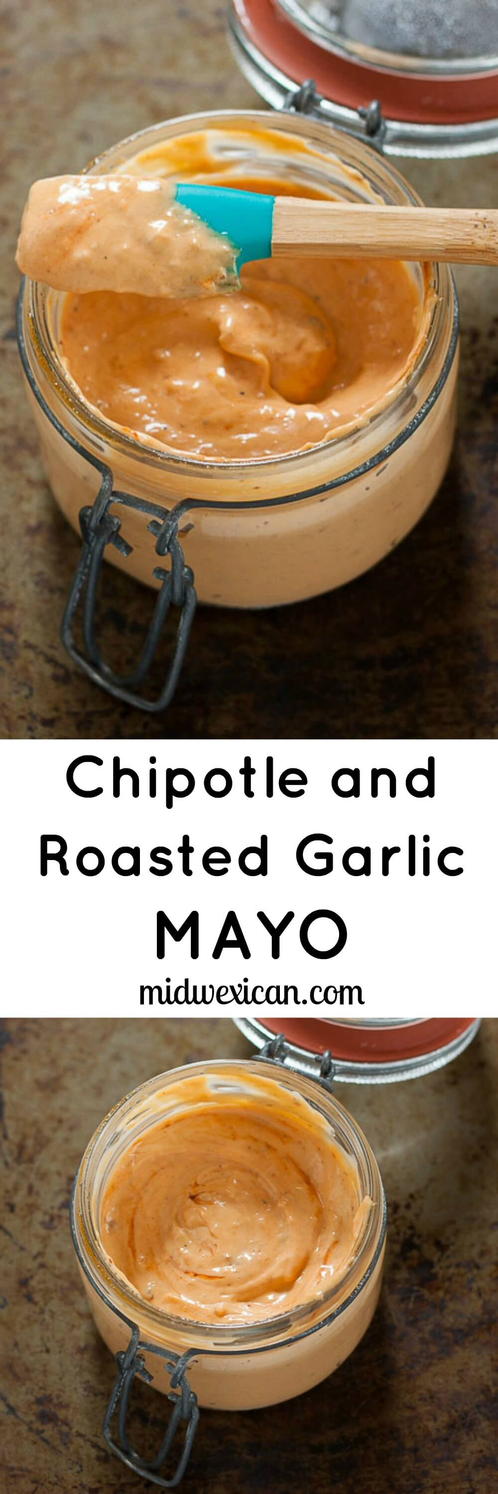 Mayo gets the flavor upgrade it so desperately needs with bold chipotle and buttery roasted garlic.